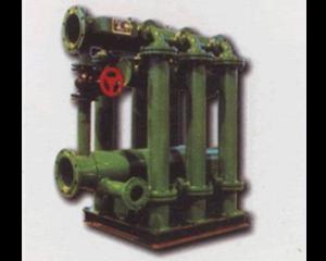 逆式湍流换热器